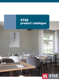 STAS product catalogue